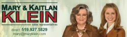Mary Klein & Kaitlan Klein logo
