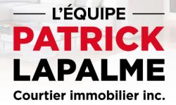 L'équipe Patrick Lapalme logo