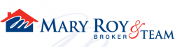 Mary Roy and team logo