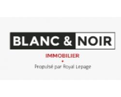 Blanc & Noir logo