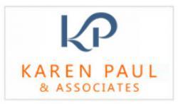 KAREN PAUL logo