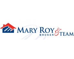Mary Roy and team logo