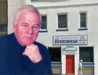 Bob Borrowman photo