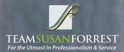 team Susan Forrest logo