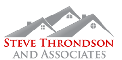 Steve Throndson and associate logo