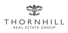 THORNHILL REAL ESTATE GROUP logo