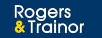 Rogers & Trainor  logo